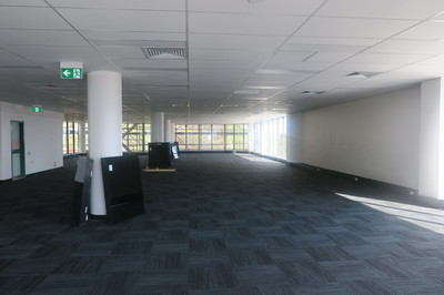 MODERN REFRESHED OFFICE OPTIONS IN PORT MORESBY'S CBD