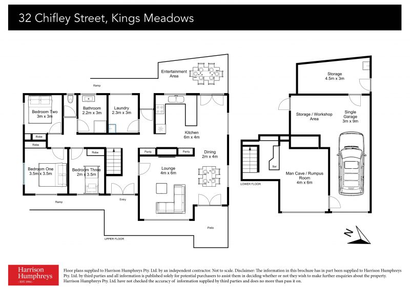 32 Chifley Street Floorplan