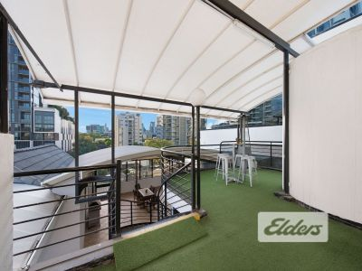 FITTED OFFICE TENANCIES WITH LARGE EXLUSIVE BALCONIES!