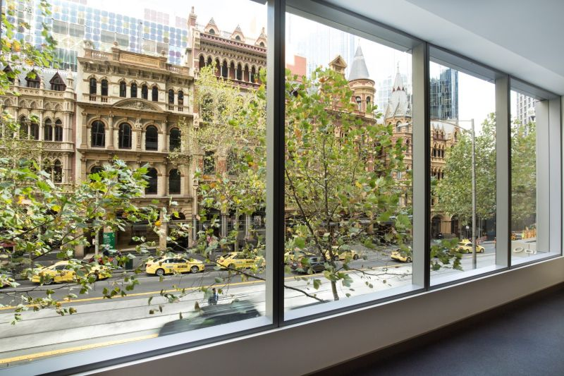 Lease an unbeatable suite at the prestigious Collins Street Towers