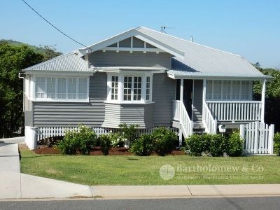 Vintage timber home in a highly regarded residential area.