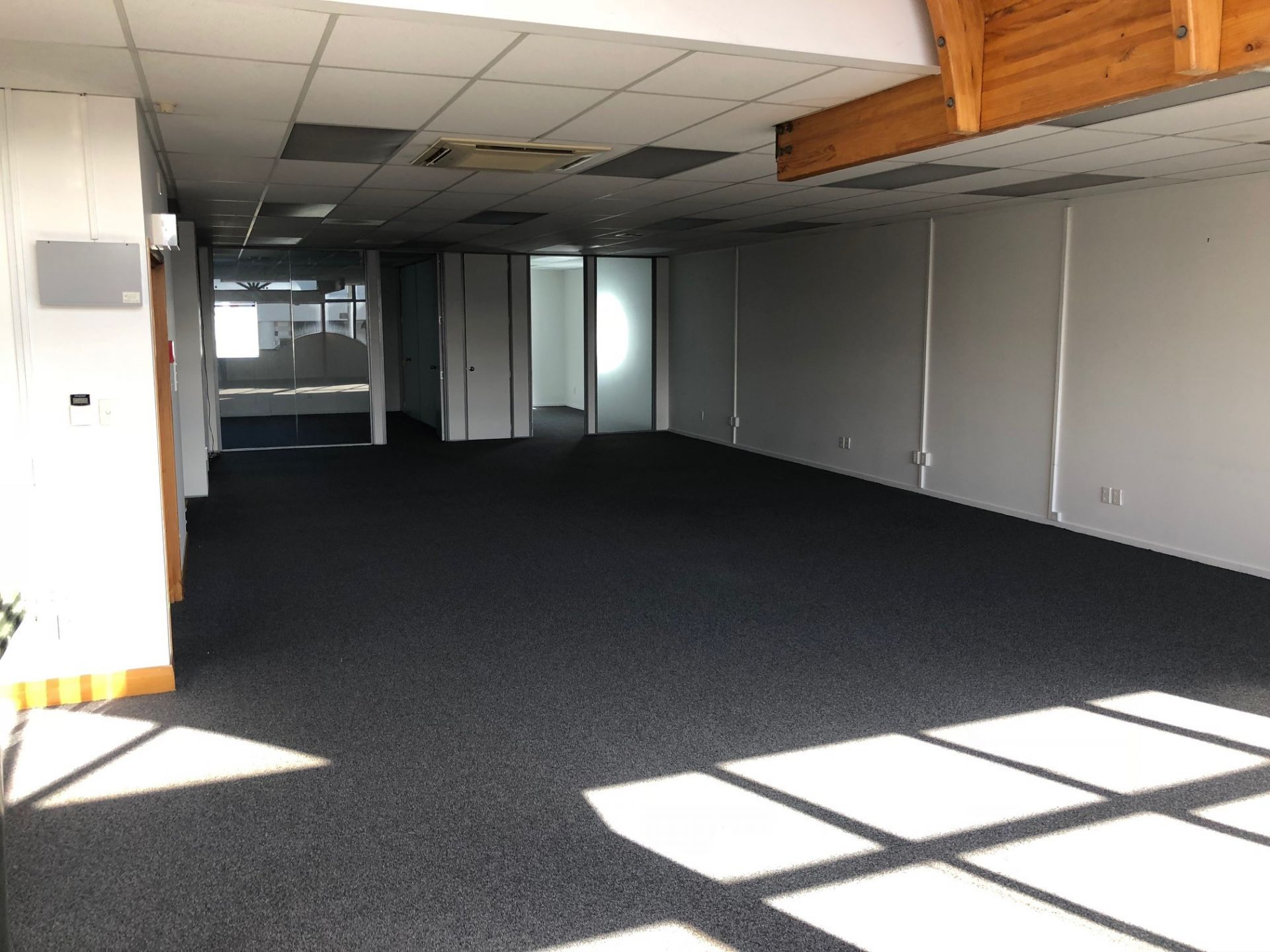 Three floors available in central Lower Hutt