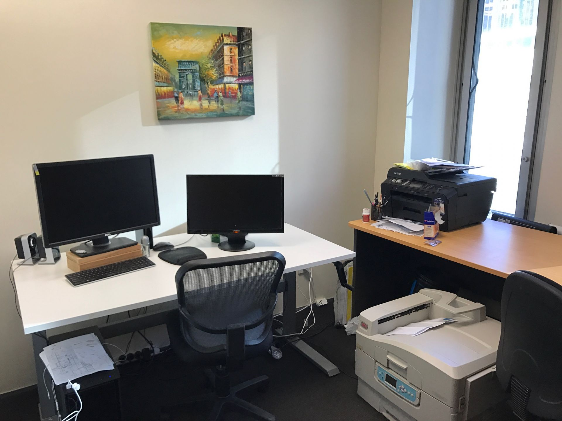 Sublease Space in Grand Building
