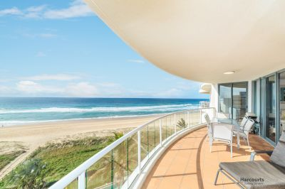 Beaches - Residential Luxury right on the sand