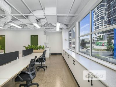 SOUTH BANK PRECINCT OFFICE, BRAND NEW HIGH GRADE FIT-OUT!!!