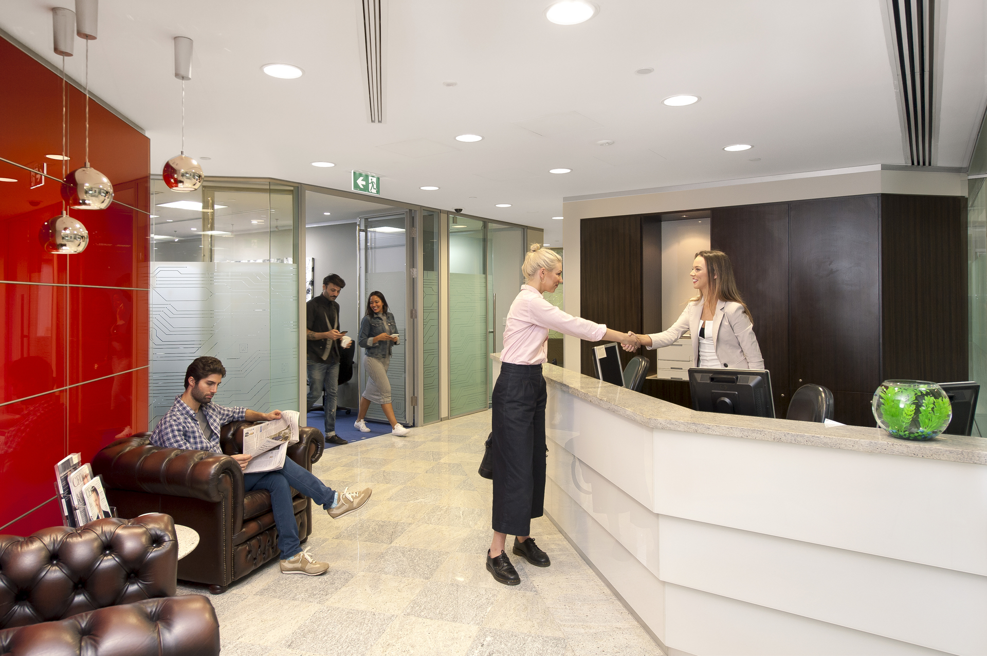 TOP QUALITY OFFICE LOCATED IN PARRAMATTA PRIME LOCATION WITH IMPRESSIVE VIEWS