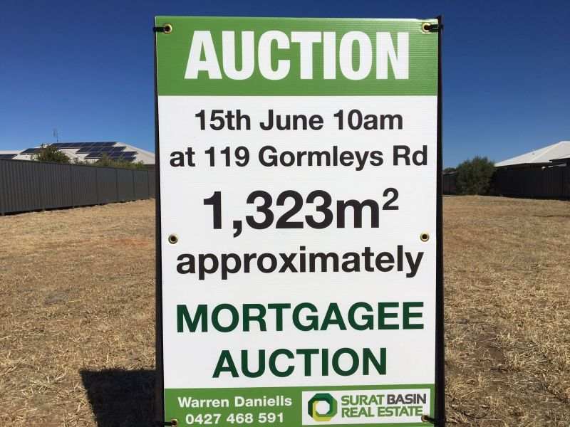 MORTGAGEE  AUCTION
