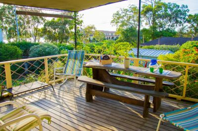 Water Views, Private Gardens, and a Picket Fence... Res B Block as Well!