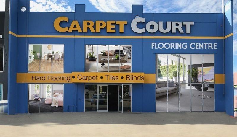 Carpet Court - Alice Springs