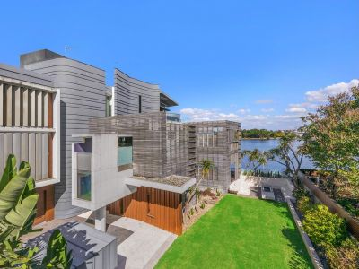 Arguably the River Cities Most Iconic and Desirable Home