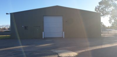 Large Industrial Shed Great Location