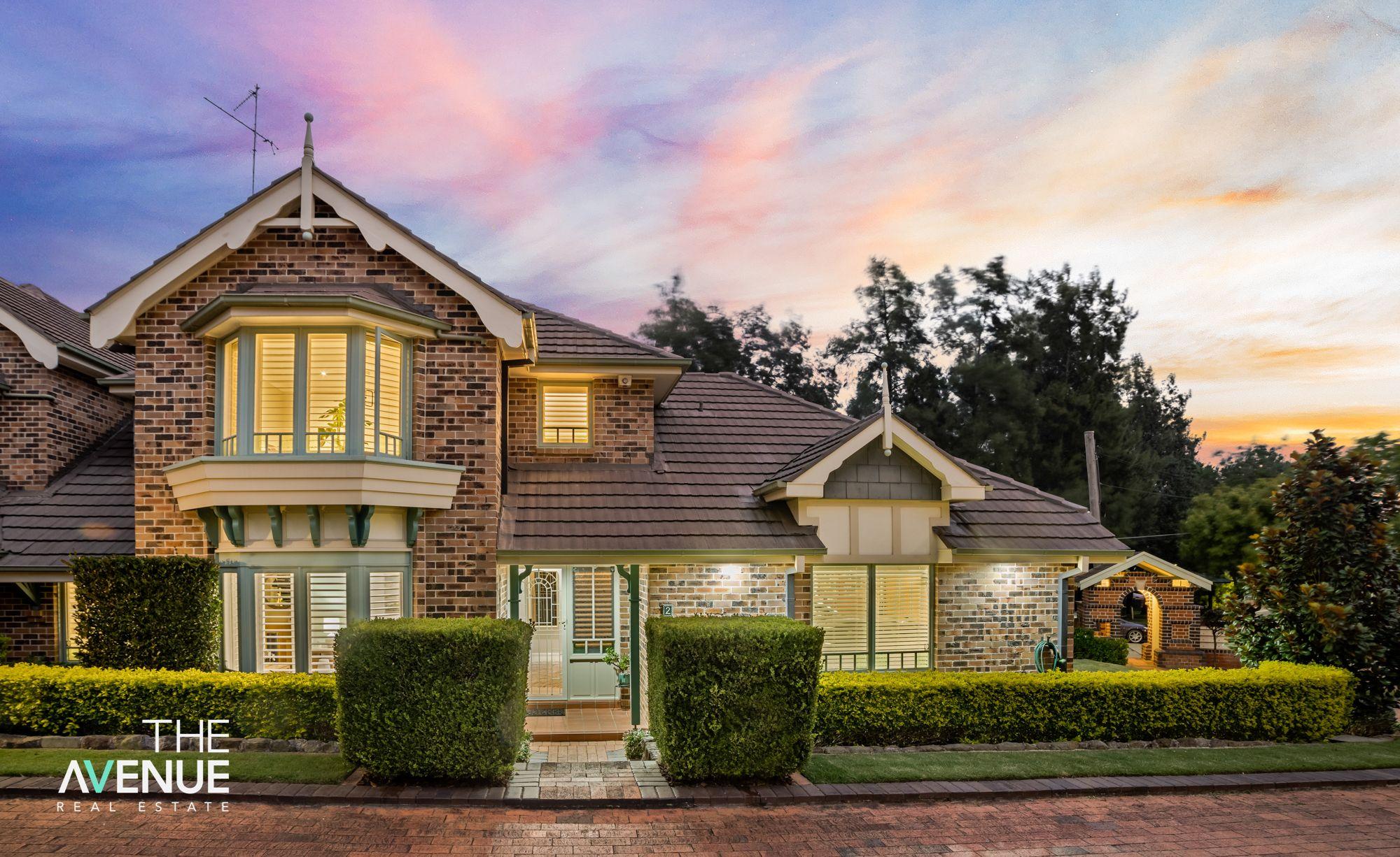 2 Louise Way, Cherrybrook NSW 2126