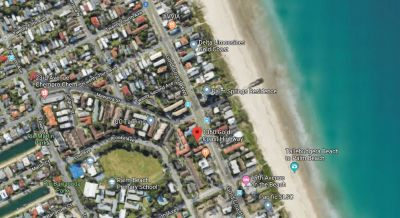 Here's your chance to build your dream home and step out on Palm Beach pristine beaches