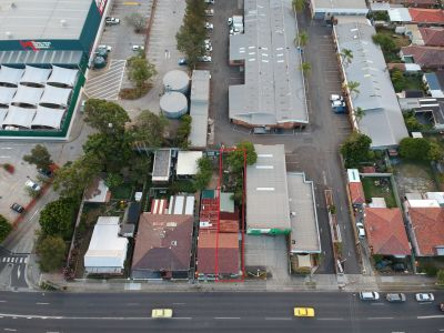 Entry, affordable Investment / development opportunity