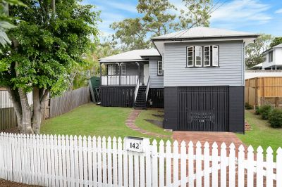 POST WAR HOME IN A HIGHLY SOUGHT-AFTER POCKET OF BARDON