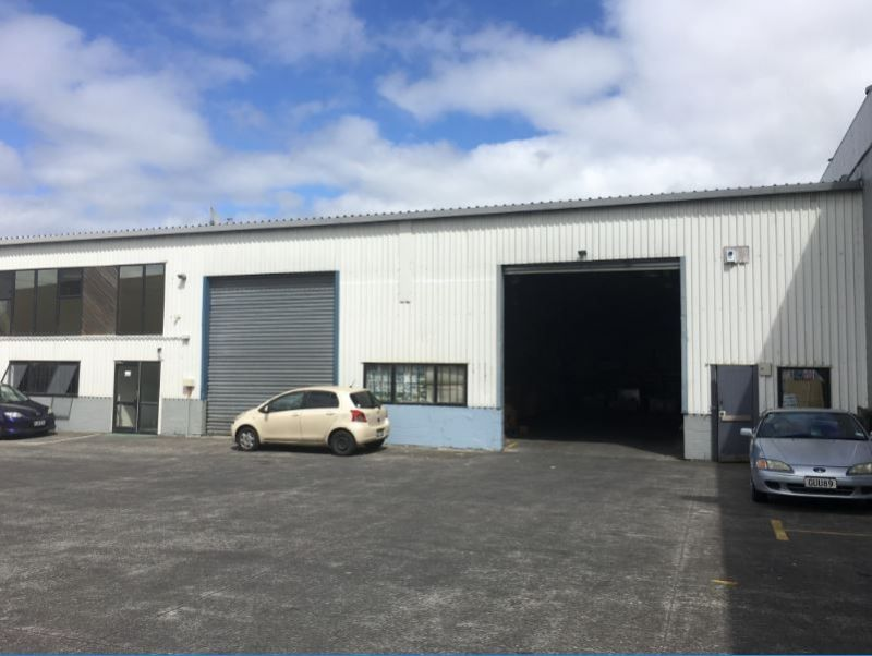 Industrial unit available now