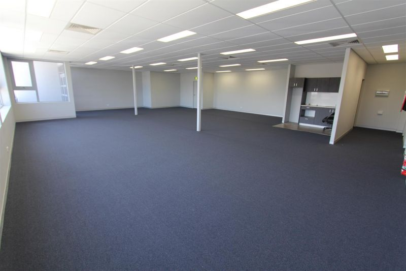 167m² office in Caringbah