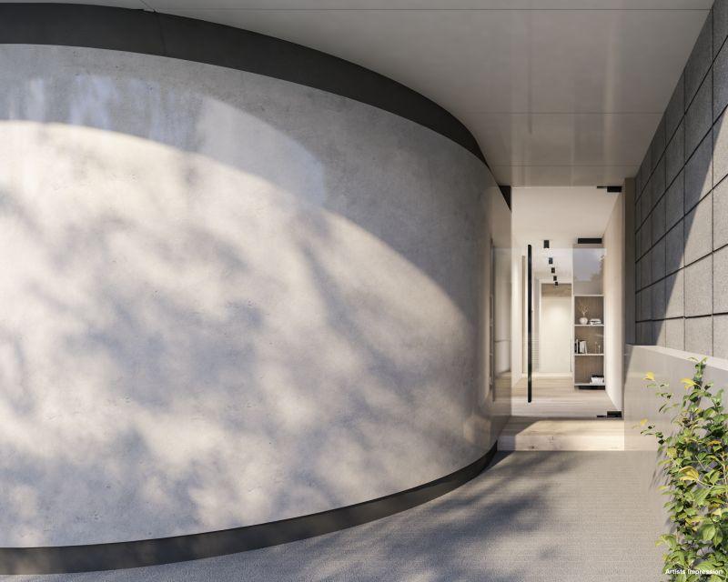 Architectural Design, Middle Brighton Precinct  - Construction Commenced