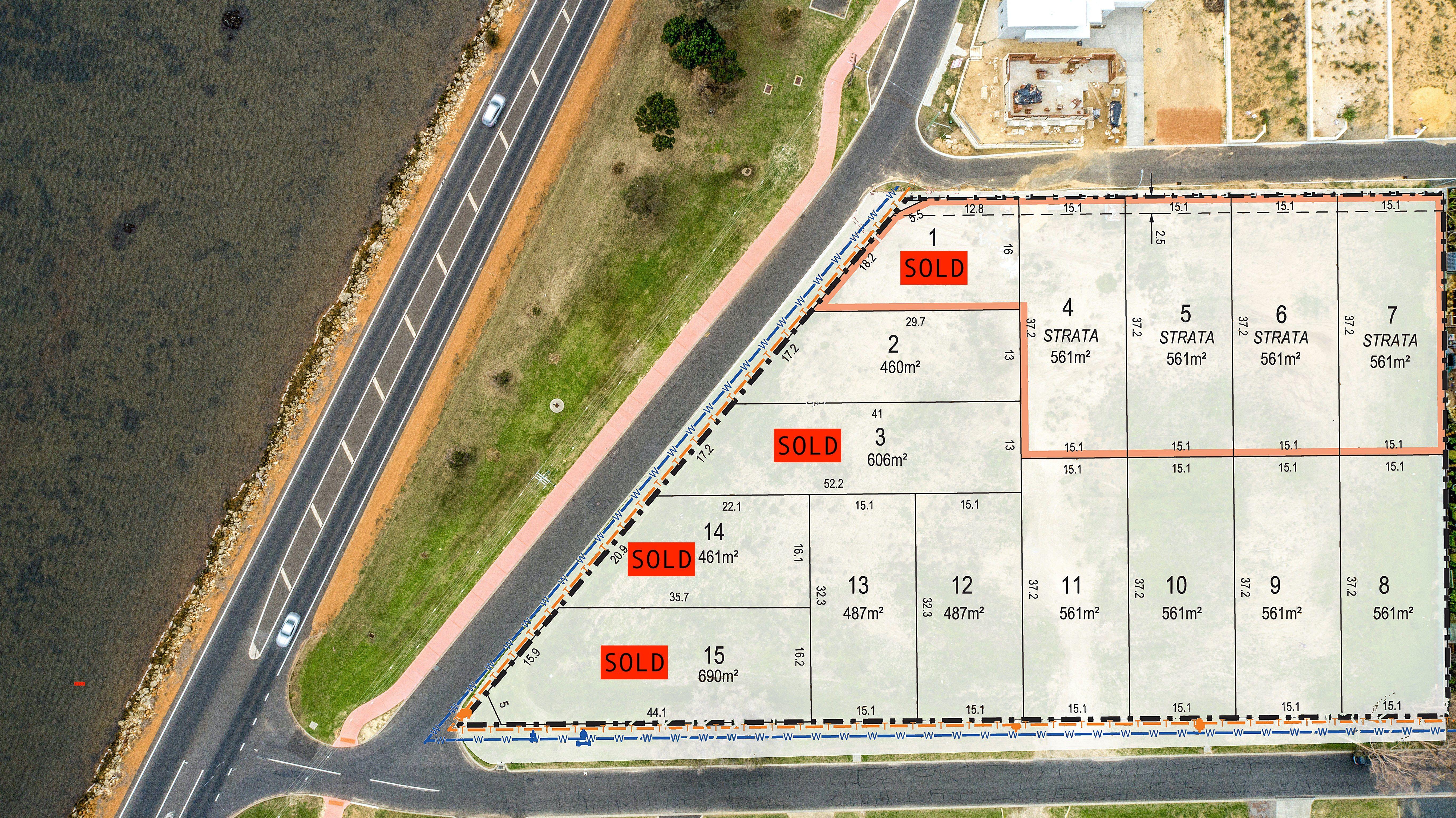 Proposed/Lot 10 Estuary Views Estate, Australind