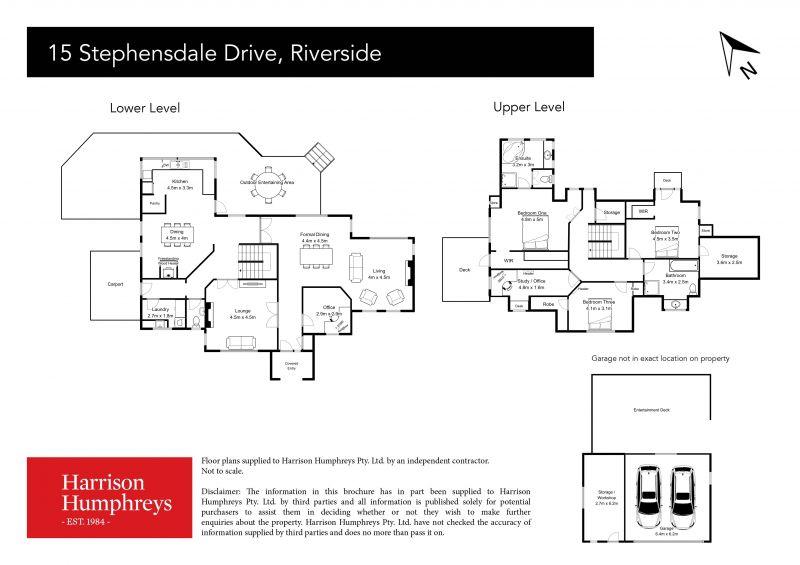 15 Stephensdale Drive Floorplan