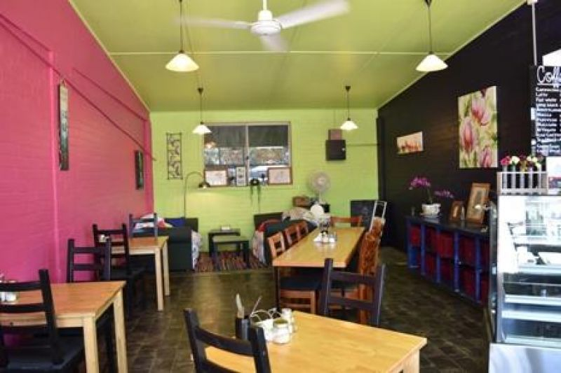 SOUTH GIPPSLAND.  MEENIYAN  Takeaway/Cafe