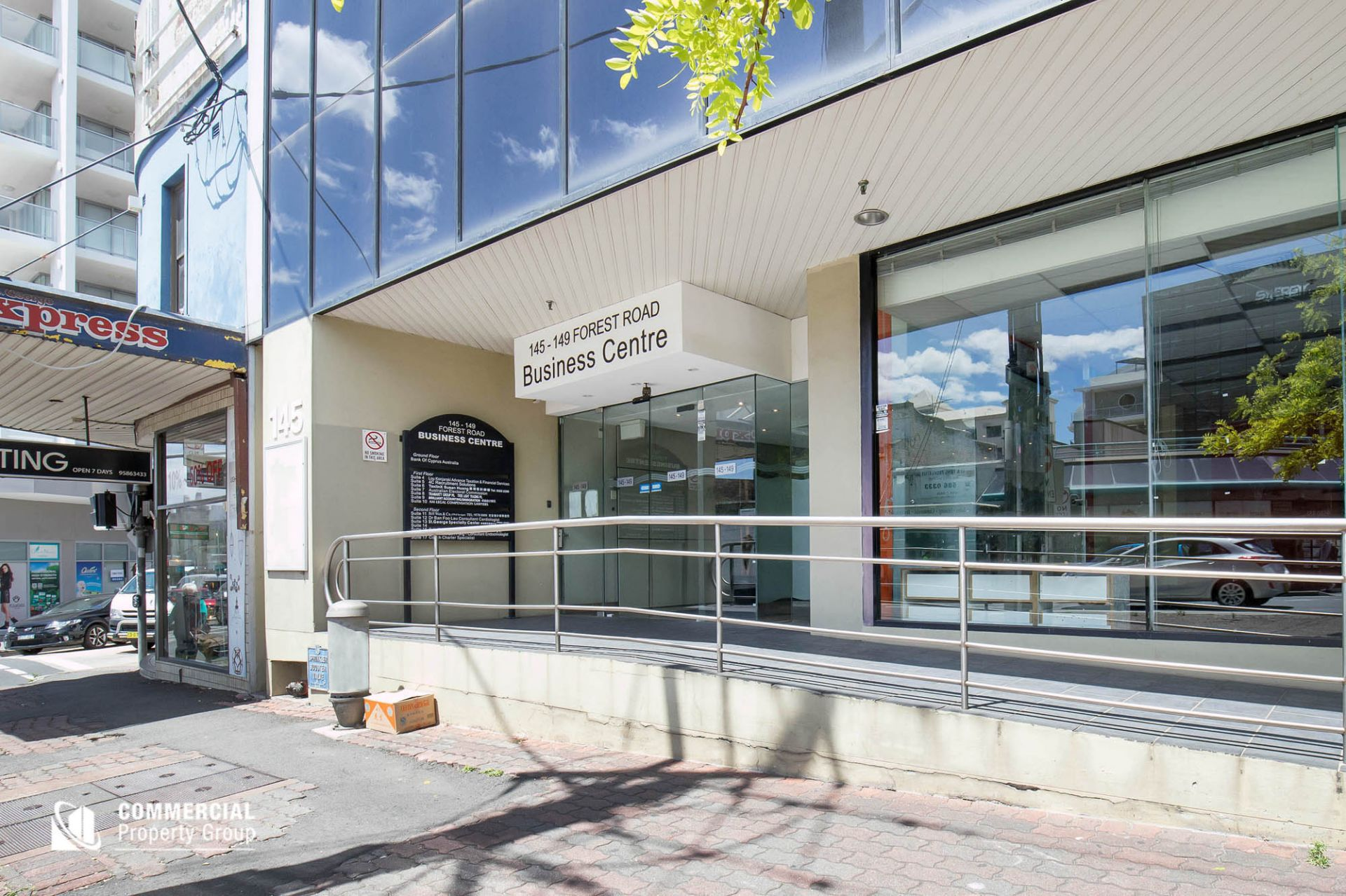 SOLD BY KYLE DEWEY & DAMEN ASTEY - Investment Opportunity – Government Tenancy