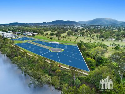 Lot 9 Lot 9 Bradley Place Riverview Estate Rockhampton, Kawana