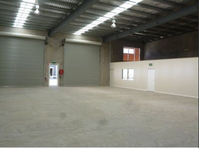 BRAND NEW INDUSTRIAL SHED - CALOUNDRA