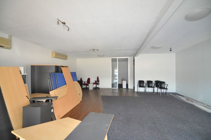 Open Plan Tenancy - Charters Towers Road