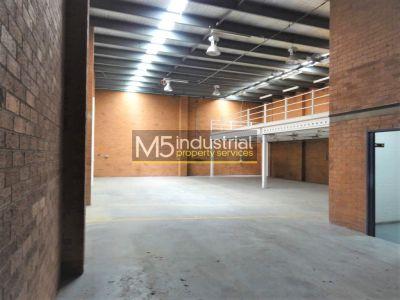 270sqm - Functional Warehouse
