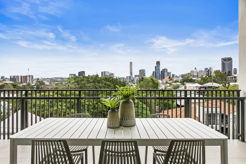 Rare north facing city views – Available now!