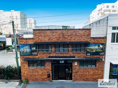 NEWSTEAD FREESTANDING BUILDING IN BUSTLING LOCATION!