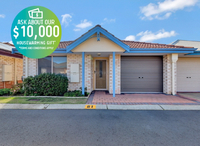Stylish home, perfect for those who desire a low maintenance, easy care lifestyle