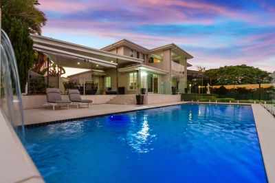 Sensational Views from this Spectacular Waterfront Home