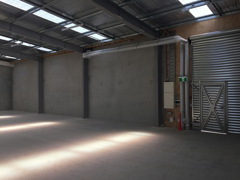 Brand new warehouse space in Rolleston