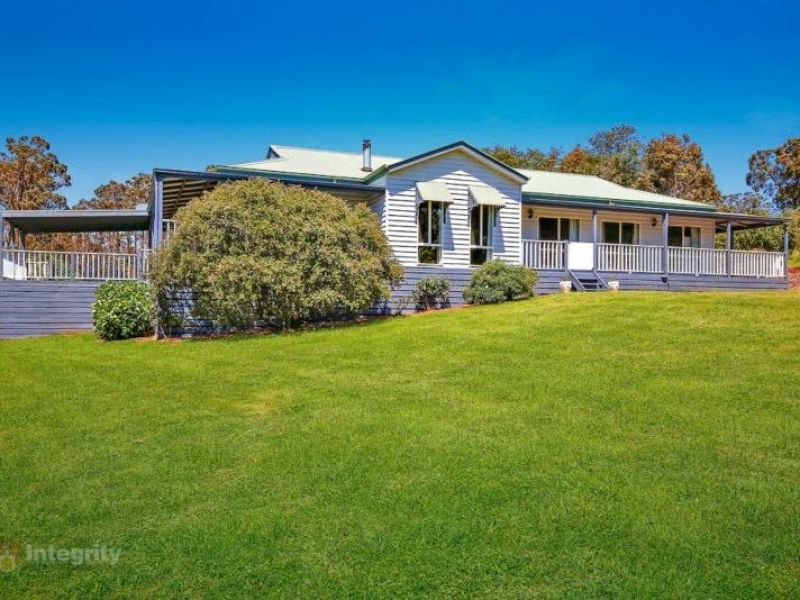 FIRST CLASS CHARACTER HOME ON 2.5 ACRES