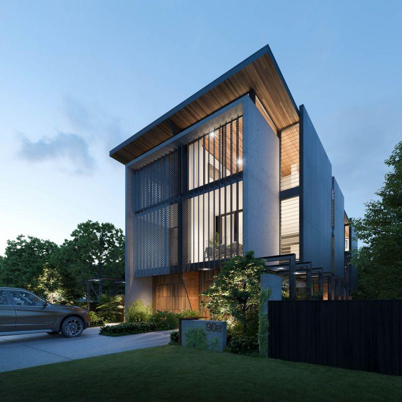 Modern, Minimalistic Luxury Villas - Completion Due Late 2021