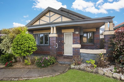Character Filled Affordable Family Home