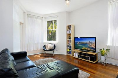 Modern and spacious 2 bedroom apartment