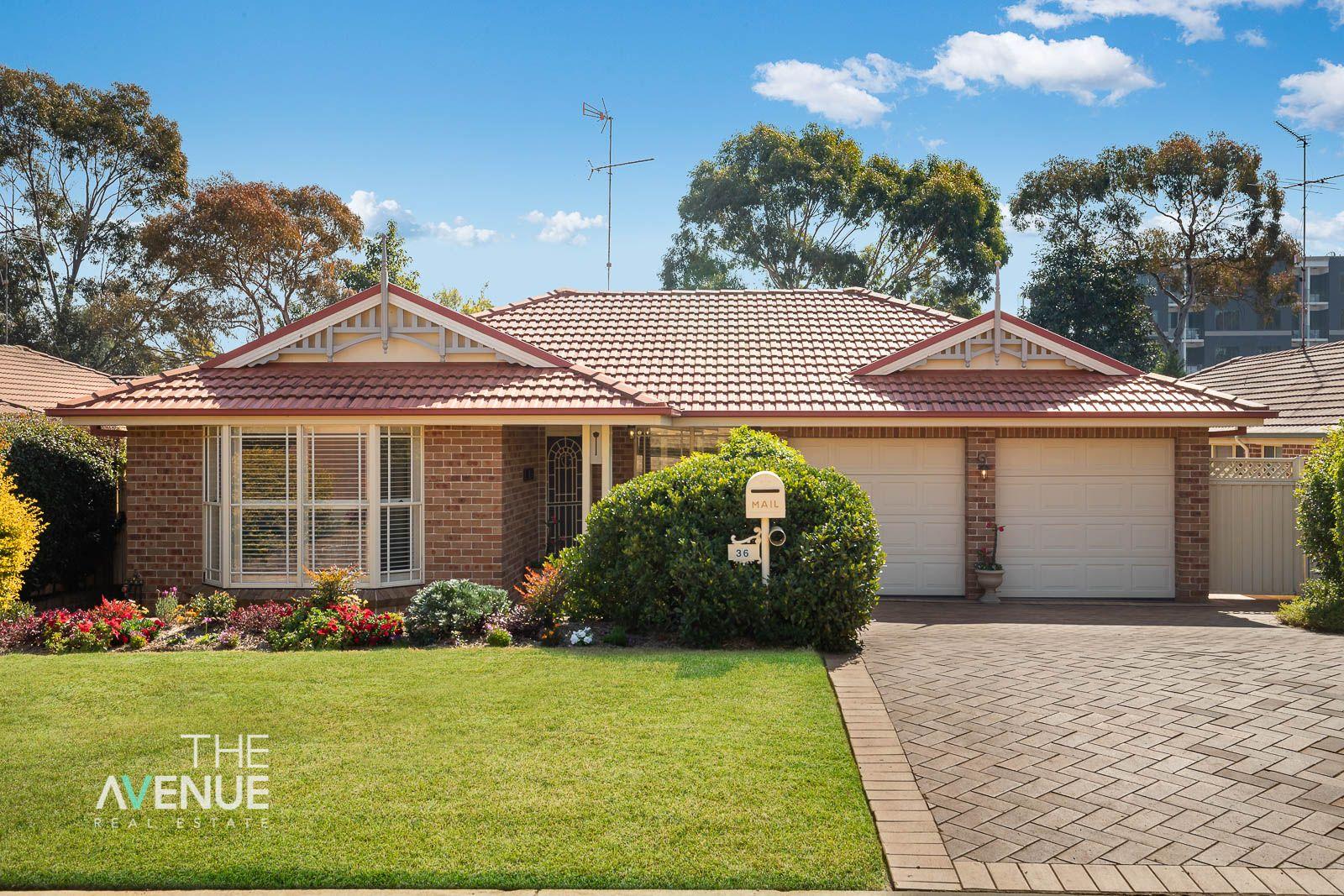 36 Fairmont Avenue, Norwest NSW 2153