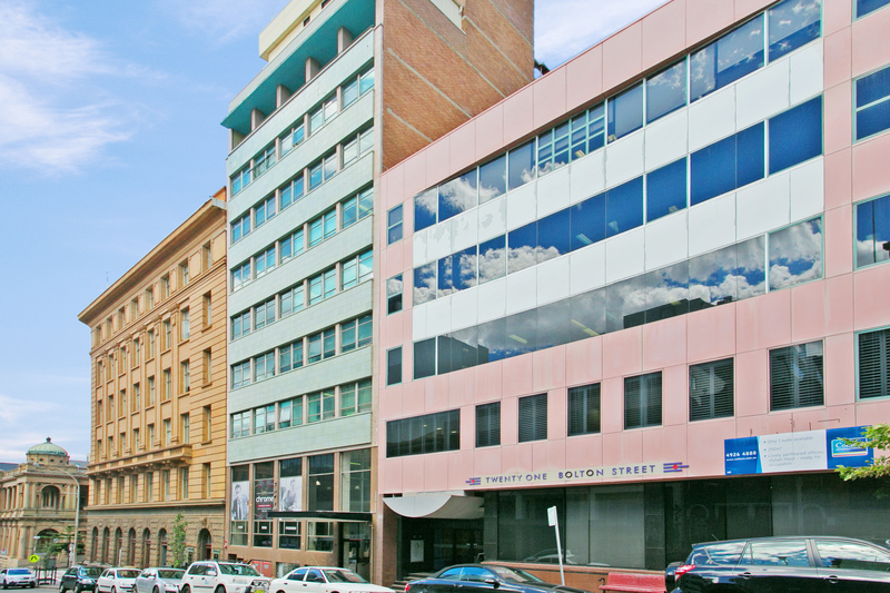 Tenanted Newcastle CBD Investment