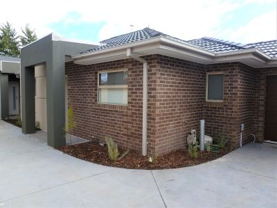 As new single storey 2 Bedroom townhouse