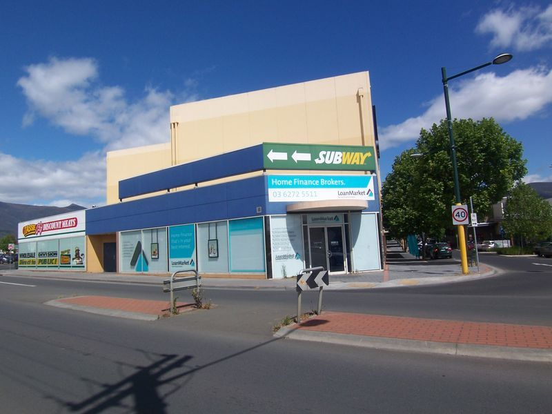 Key Corner Office/Retail in Glenorchy Civic Central