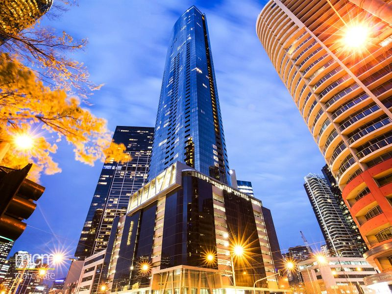 Prima Pearl: 10th Floor - Luxury Southbank Living!