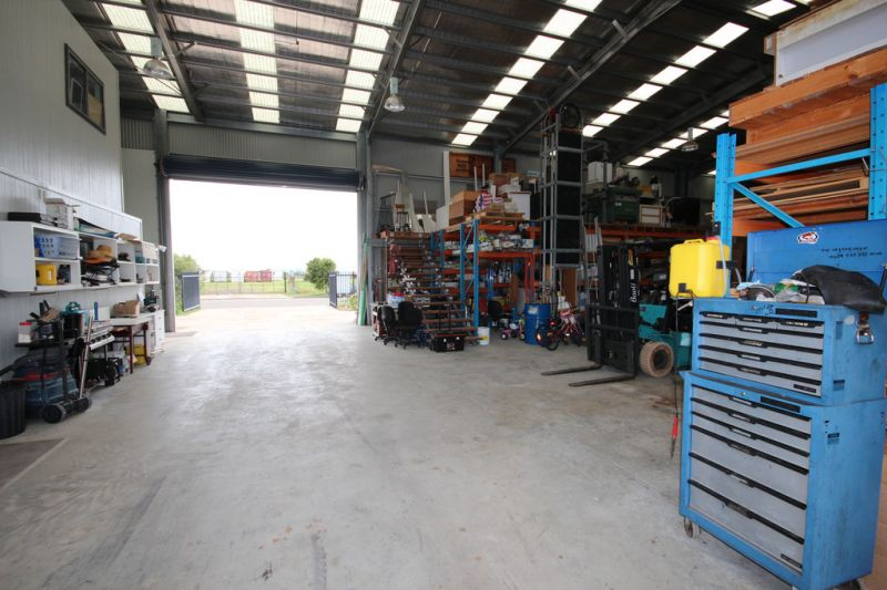 Perfect Owner Occupier Shed Ready to Go