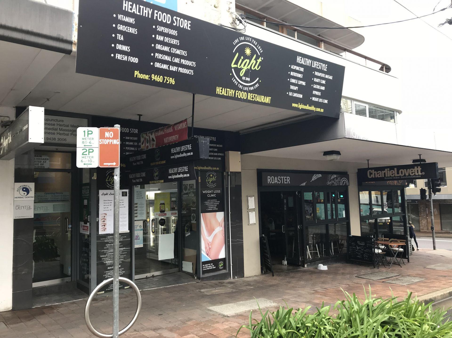 Versatile Retail Space