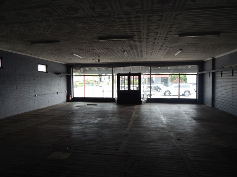 HISTORIC RETAIL SPACE LOOKING FOR A NEW LEASE ON LIFE!!