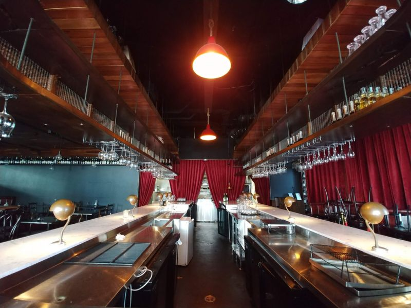 204sqm* FITTED OUT RESTAURANT/ BAR