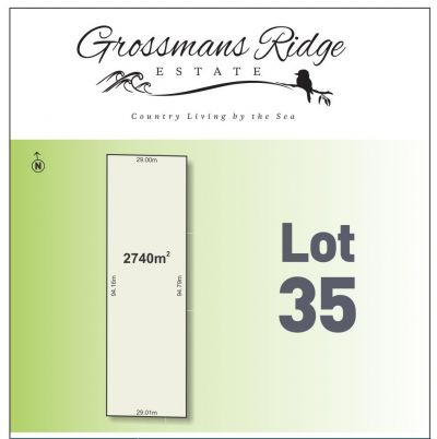 Lot 35/460 Grossmans Road, BELLBRAE