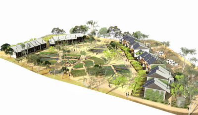 Create the Eco Home and Lifestyle of Your Dreams, in a truly Inspirational Setting
